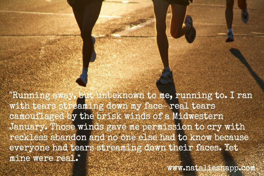 Part Eleven: How Running Transformed My Life