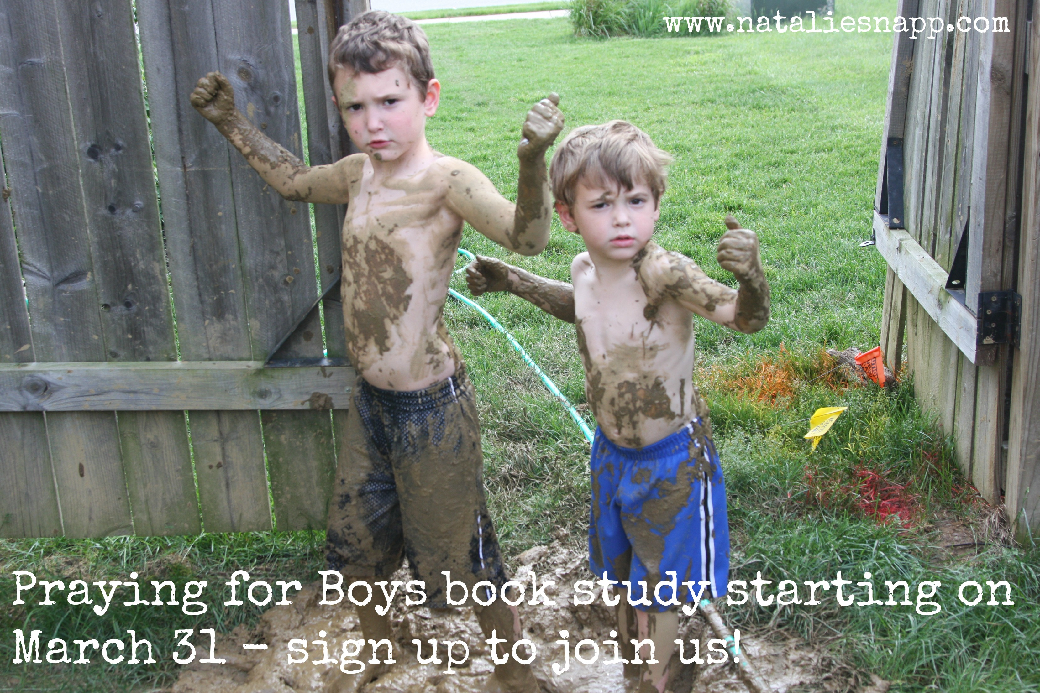 "An Invitation to the ""Praying for Boys"" Book Study"