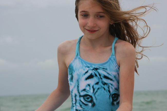 Sarah on Beach 4