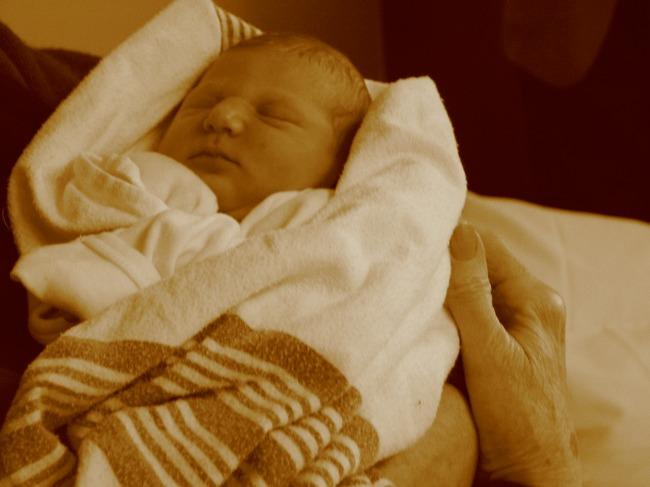Sarah newborn