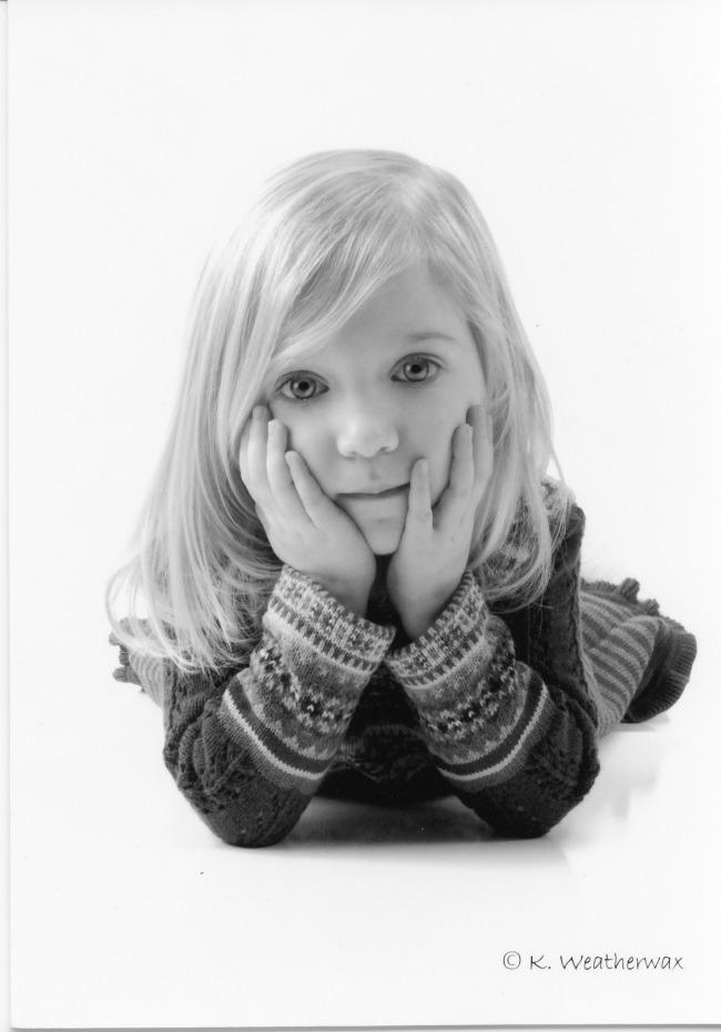 Sarah toddler