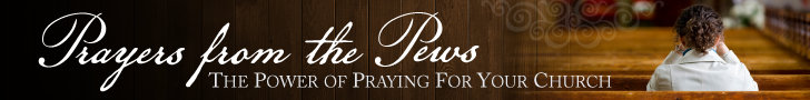 prayers from pews