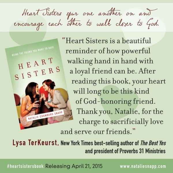 Announcing The Birth Of Heart Sisters!