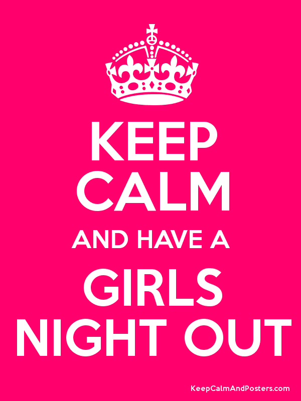 And The Winner Of The Girls Night Out Giveaway Is